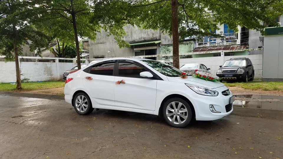 Dịch vụ cho thuê xe hoa cưới tại Quảng Ngãi